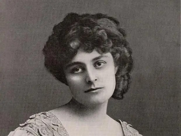 WB Yeats Beloved Maud Gonne Knew That Poets Should Never