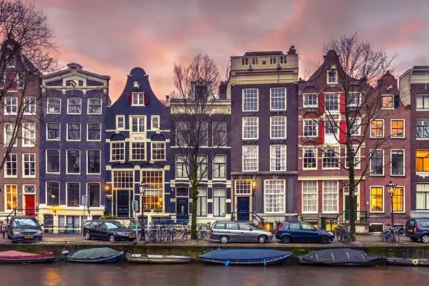 Forget Paris Amsterdam Just Might Be Europes Most