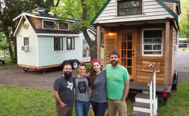 Tiny House Movement Meet The Couple Who Live In Home The