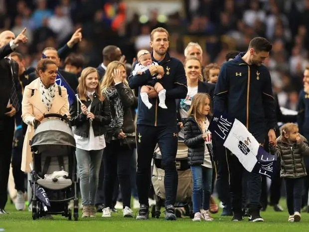 Image result for harry kane and family