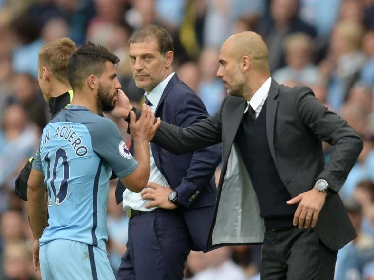 Image result for Aguero must use criticism to grow stronger – Guardiola
