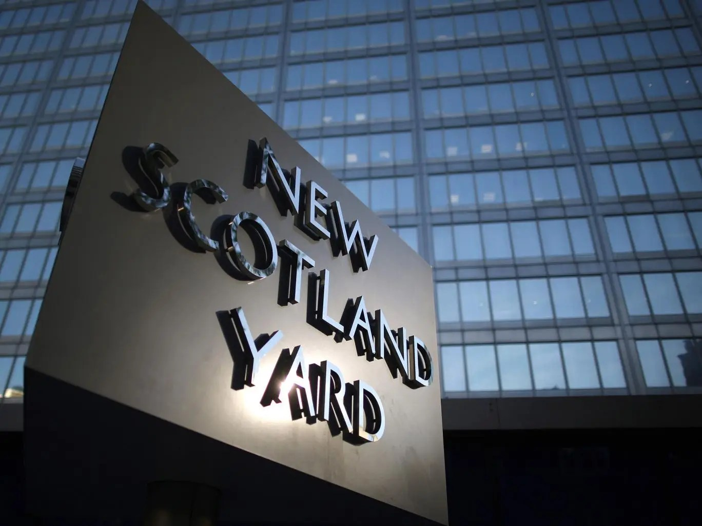 Scotland Yard said the 30-year-old man had been arrested on 10 February on suspicion of affray and that inquiries are continuing