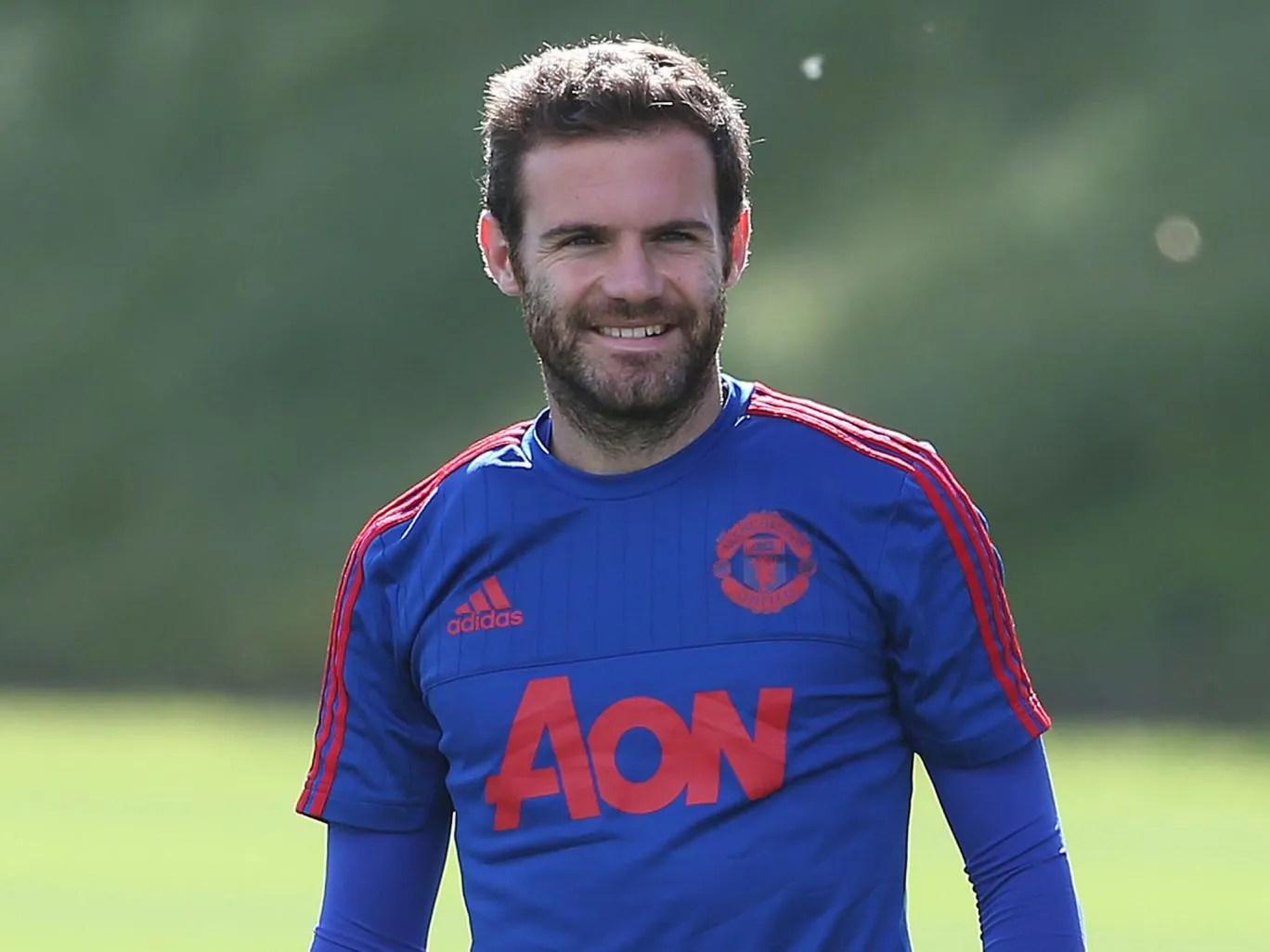 Juan Mata Interview Manchester United Midfielder Shining