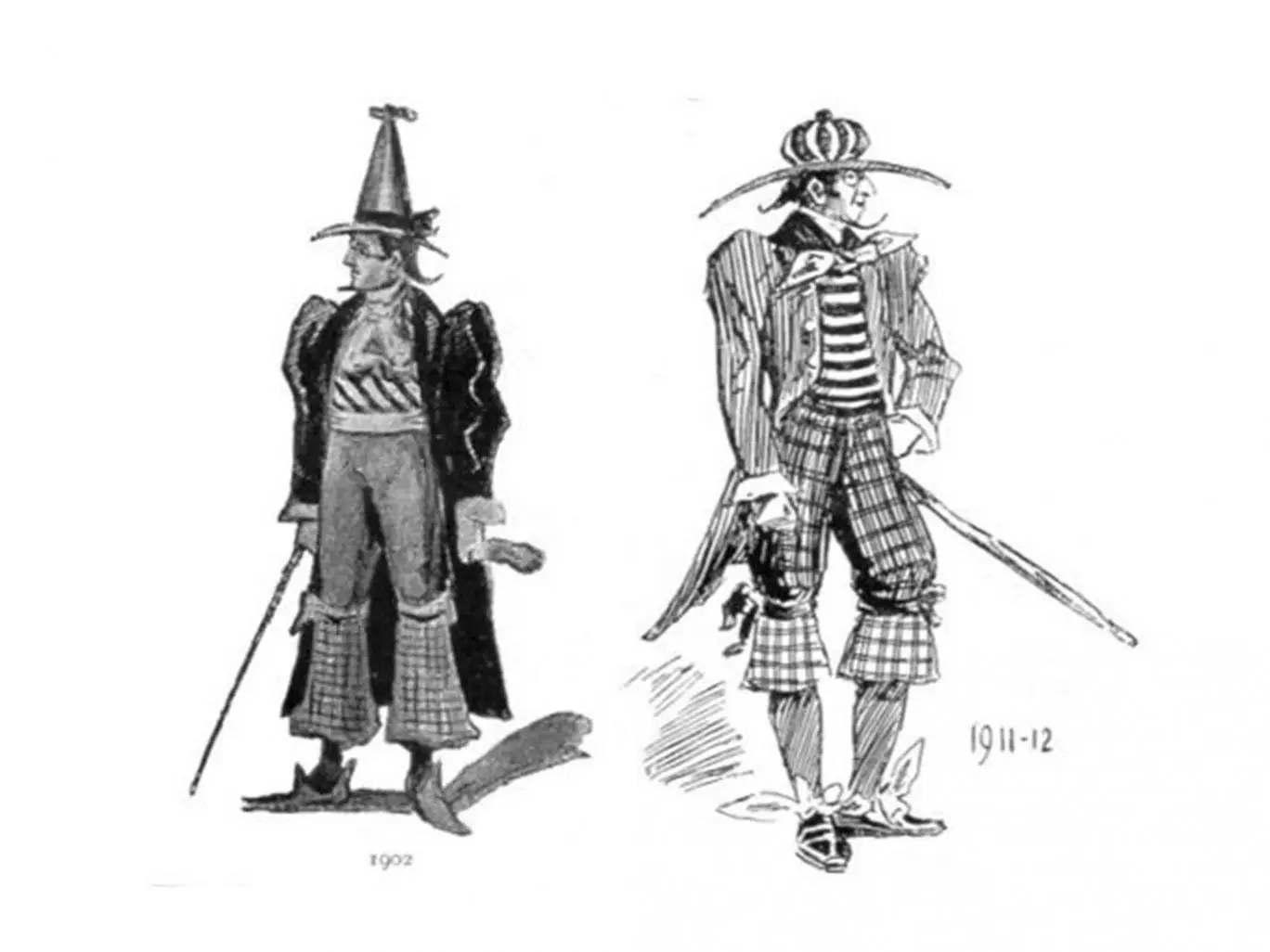 How people in 1893 imagined we'd dress in the the future