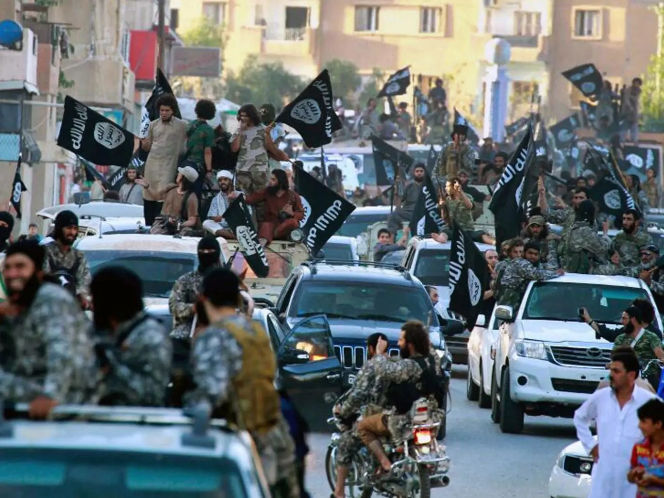 It is about 18 months since Isis took control of Raqqa, imposing its strict rules on citizens. Now the group Raqqa is Being Silently Slaughtered is fighting back against its repressive ideology