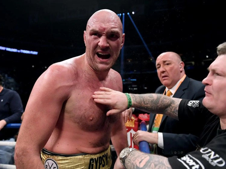 Image result for Tyson Fury