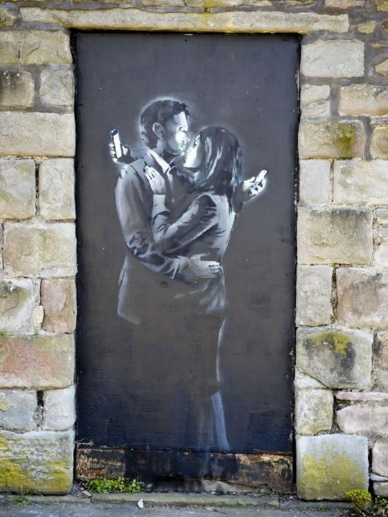 the law of banksy