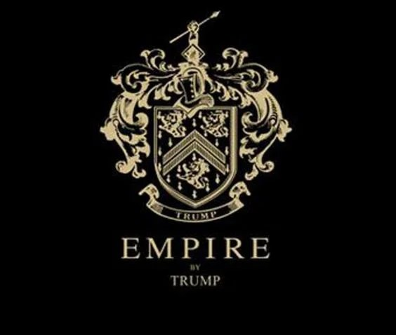 Logo of Donald Trump Empire fragrance