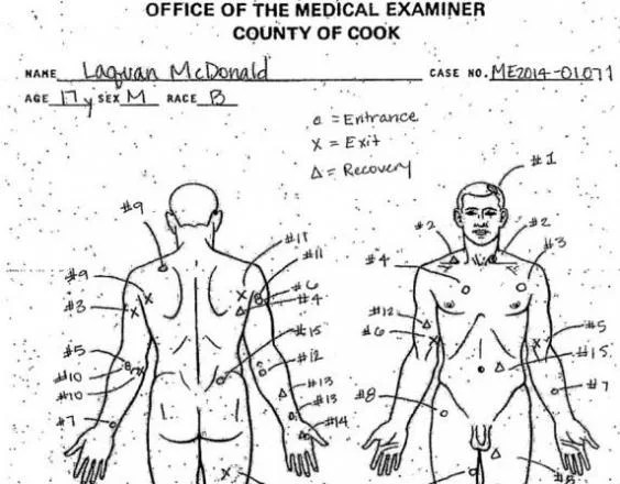 Laquan McDonald: 'Graphic and chilling' video released