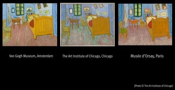 Vincent Van Gogh True Colours Of Artists Paintings