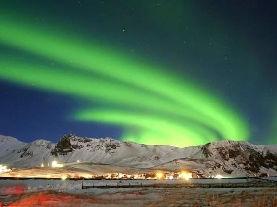 Cheap Holidays Iceland Northern Lights