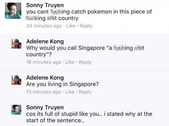 Pokemon Go fails