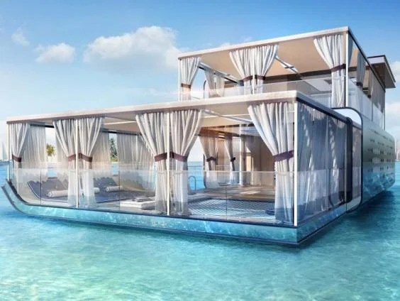 These ultraluxurious underwater homes are being built in