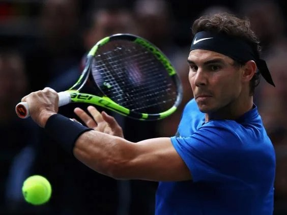 nadal 1 - Rafael Nadal given fresh hope of being fit for ATP Finals in London
