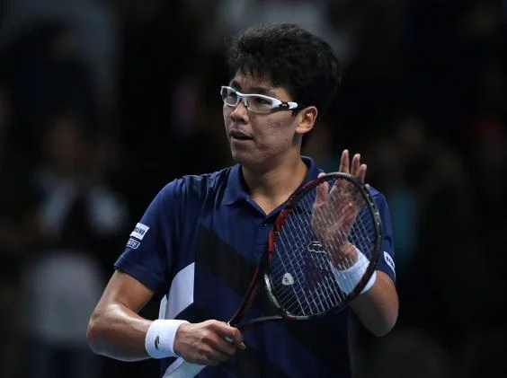 hyeon chung - Next Gen Finals prove popular with players and punters alike as tennis tries to win over new generation of fans