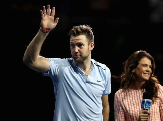 jack sock 1 - Roger Federer sees off Alexander Zverev to book his place in the last four of the ATP Finals in London