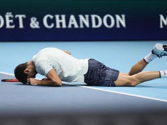 grigor dimitrov 3 - Grigor Dimitrov beats David Goffin in three sets to secure first ATP World Tour Finals title