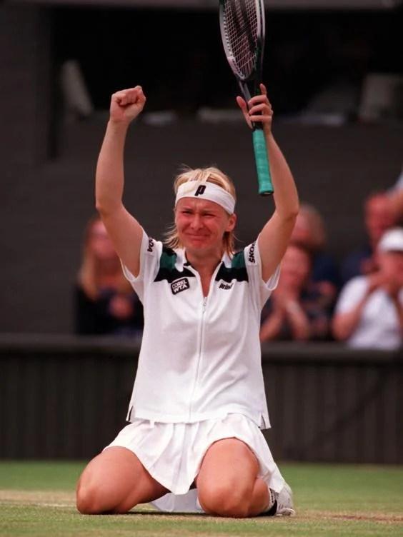 jana novotna 2 1 - Jana Novotna useless: Former Wimbledon winner dies aged 49 from cancer
