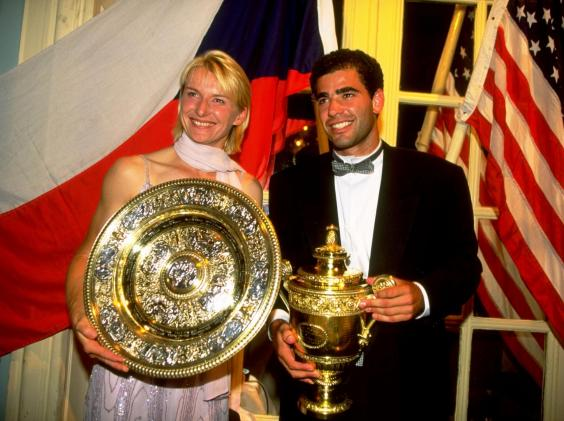 jana novotna 4 - Jana Novotna useless: Former Wimbledon winner dies aged 49 from cancer
