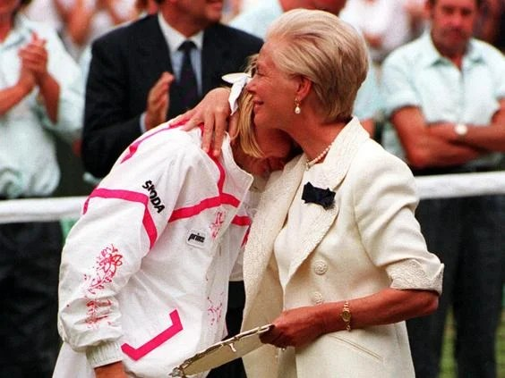 jana novotna - Jana Novotna: Czech tennis player who won Wimbledon in a huge comeback she was never given credit for