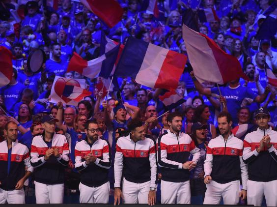 france - France beat Belgium 3-2 to claim 10th Davis Cup after Lucas Pouille's crushing win over Steve Darcis