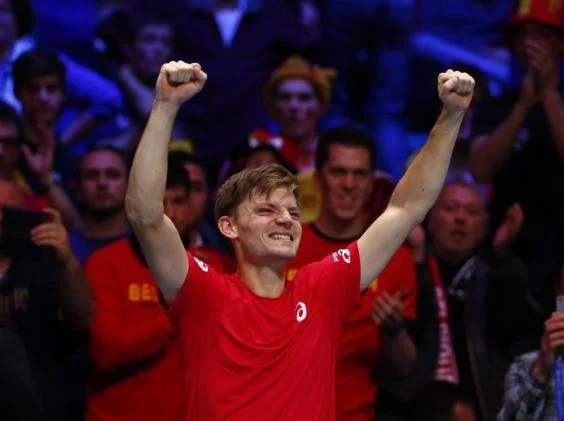 goffin - France beat Belgium 3-2 to claim 10th Davis Cup after Lucas Pouille's crushing win over Steve Darcis