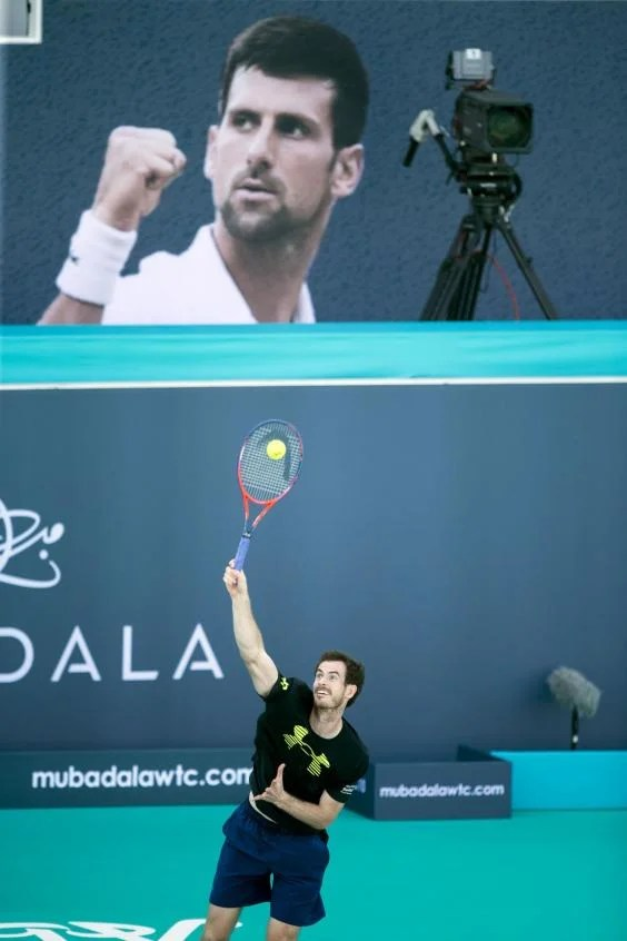 murray djokovic - Andy Murray still a long way short of full fitness as he limps to defeat against Roberto Bautista Agut