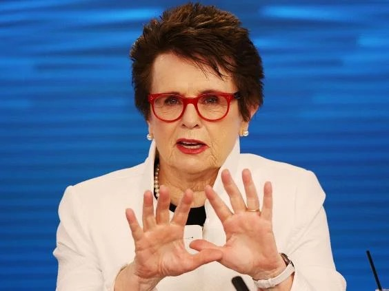 billie jean king - Billie Jean King calls on Australian Open to rename arena after Margaret Court's homophobic and transphobic comments