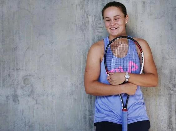 ashleigh barty 1 - Australian Open 2018: Home hope Ashleigh Barty thriving under the pressure ahead of season opening slam