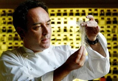 Bulli for him Ferran Adria on why hes the worlds