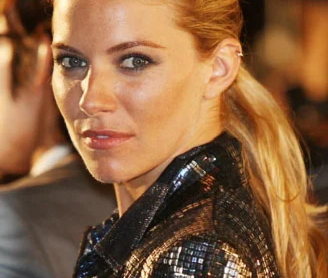 Sienna Miller Its Good To Play A Bad Girl