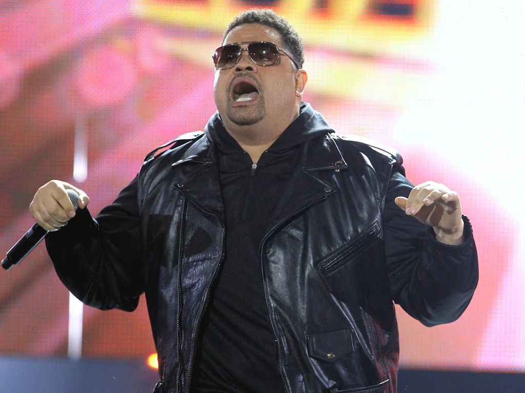 Heavy D Rapper and actor best known for the crossover hit
