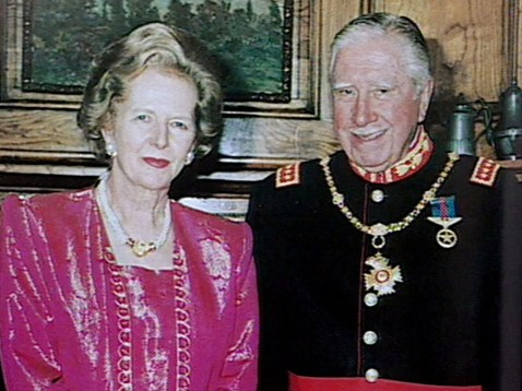 Image result for pinochet thatcher