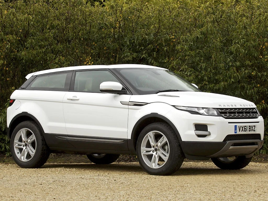 Range Rover Evoque Ed4 Coupé First Drive For The 2wd The Independent