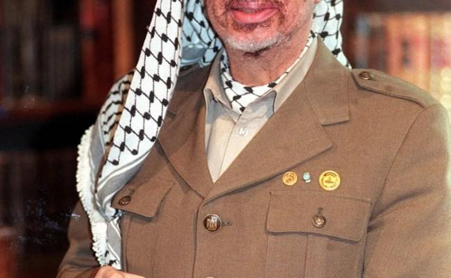 France Opens Murder Inquiry Into Yasser Arafat S Death