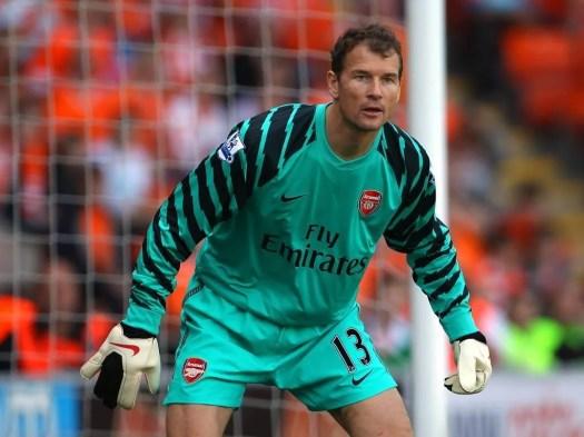 Former Arsenal goalkeeper Jens Lehmann wants to be in ...