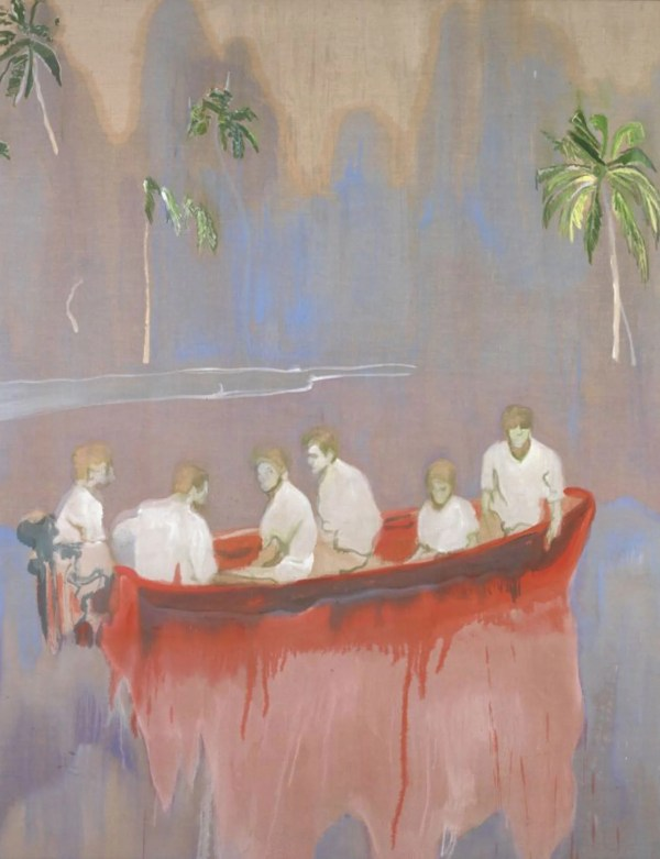 Treasured Island Peter Doig Scottish National