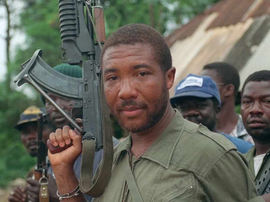 Charles Taylor: Liberia's former president finally faces punishment for his  horrific war crimes | The Independent | The Independent