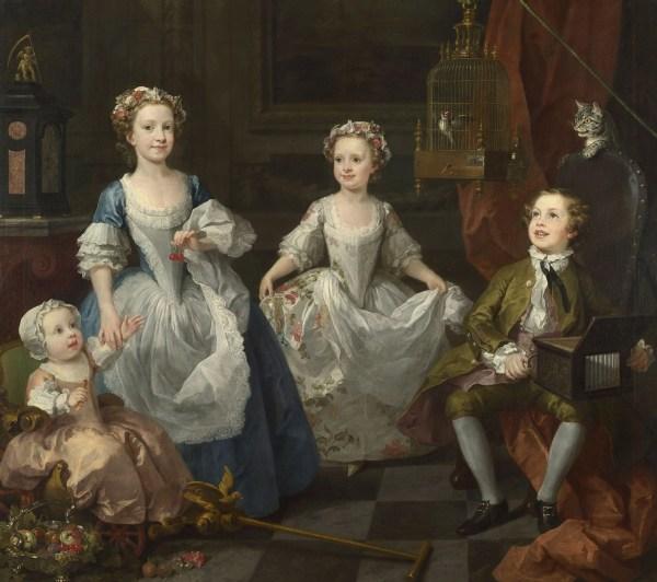 Graham Children William Hogarth