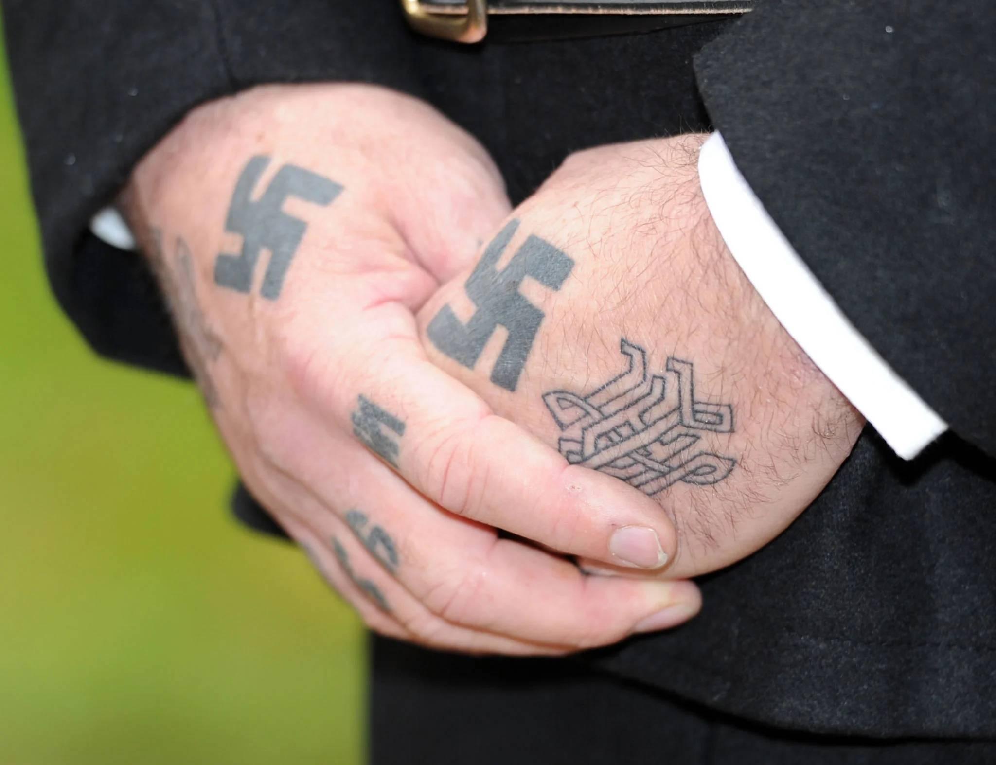 Swastika Tattoo Images