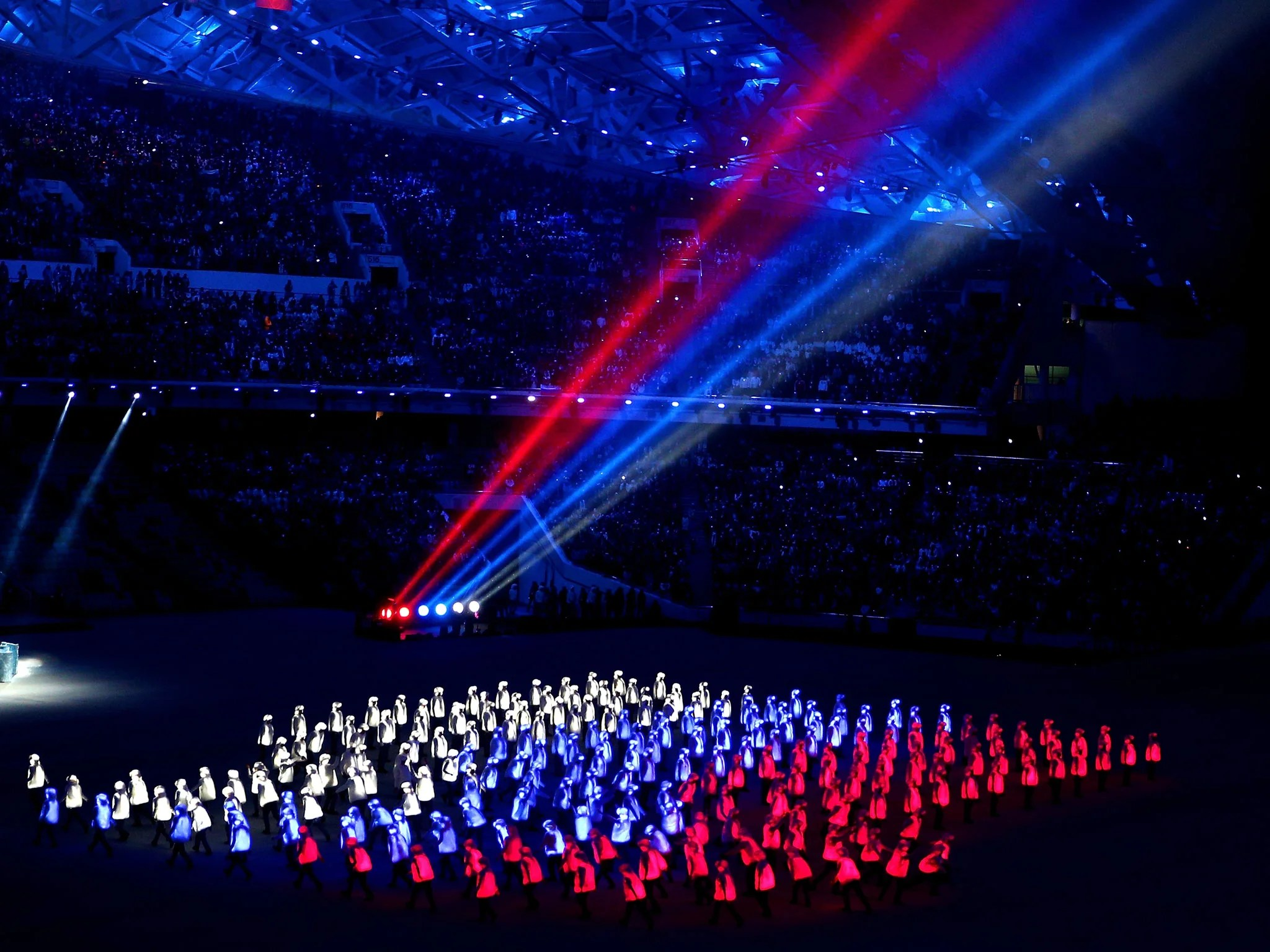 Winter Olympics Opening Ceremony Review Sochi
