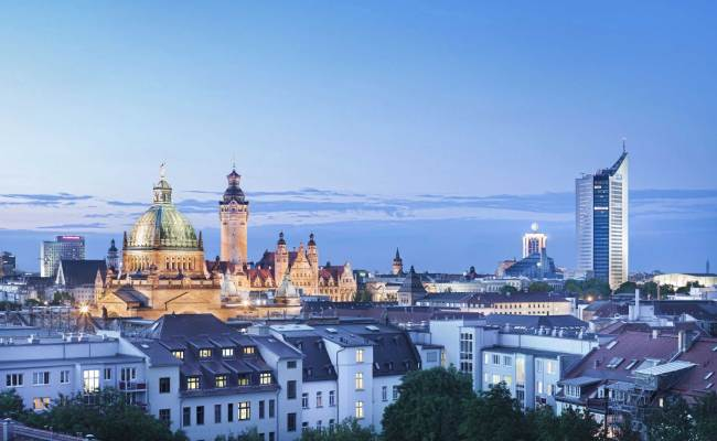 Leipzig Curtain Call For A Cultured Crossroads The