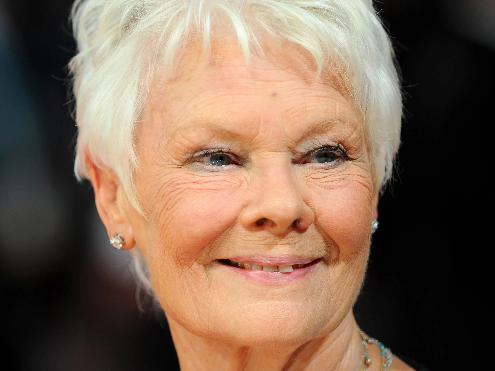 What Do You Ink Dame Judi Dench Plans Tattoo To Mark Her