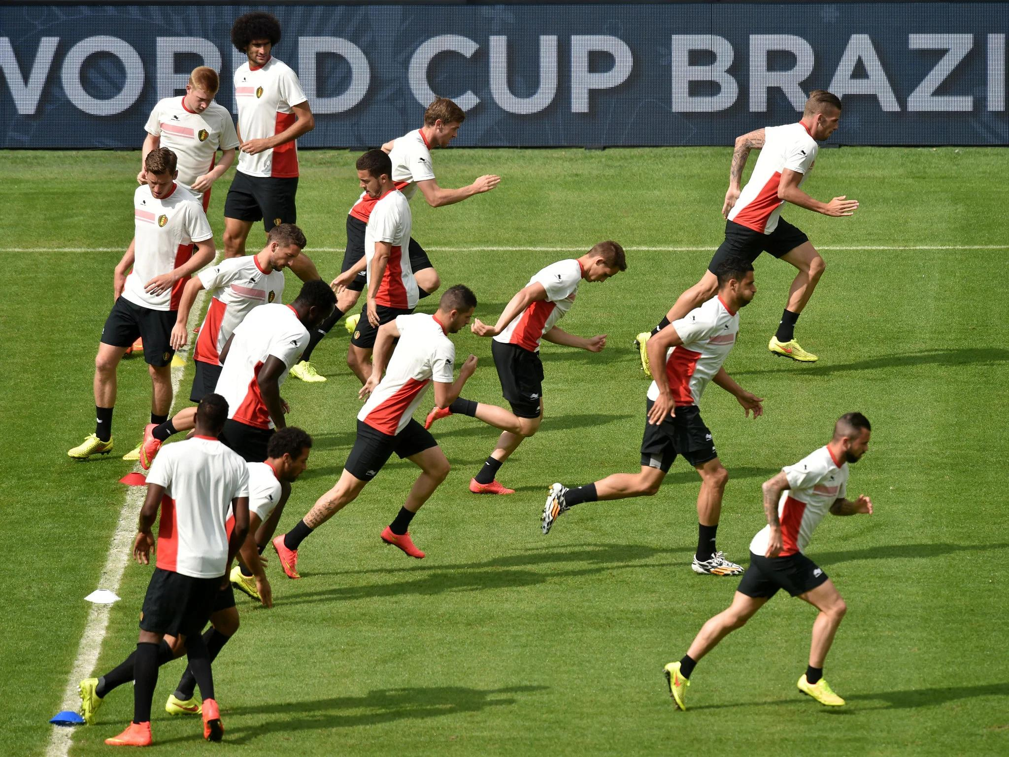 Stream live games and replays (u.s. Belgium vs Russia World Cup 2014 match preview: Marc ...