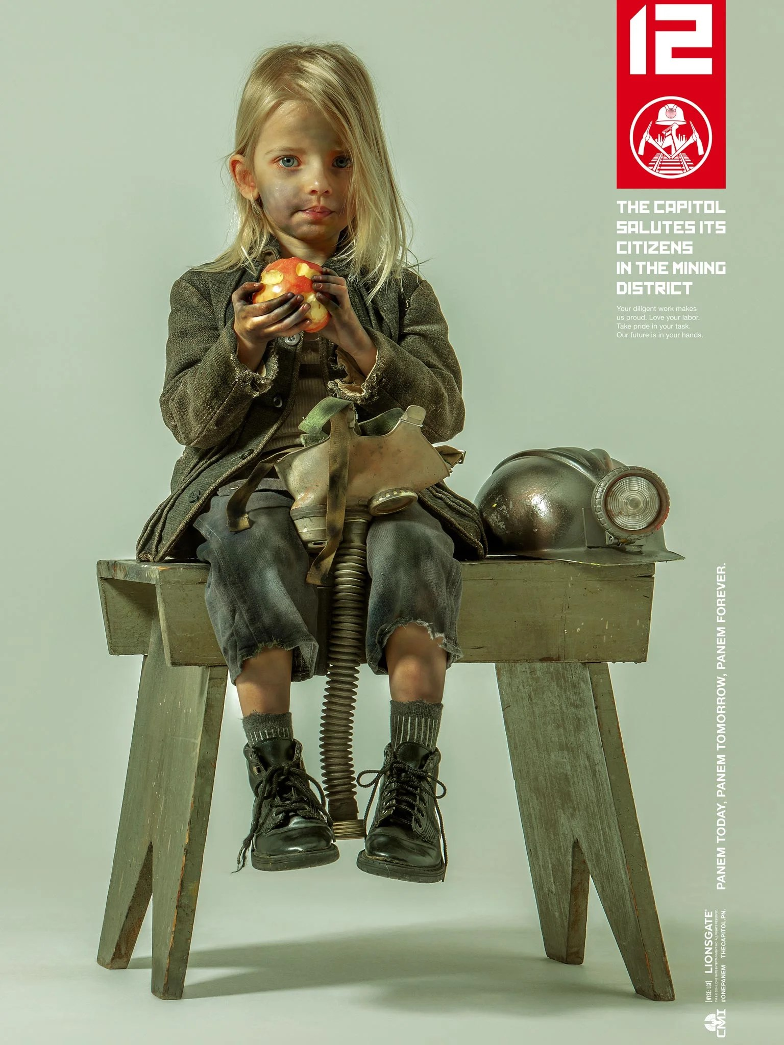 hunger games posters released