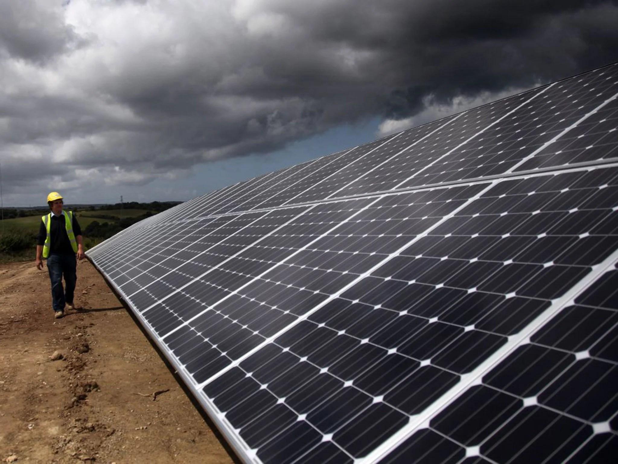 breakthrough in solar panel