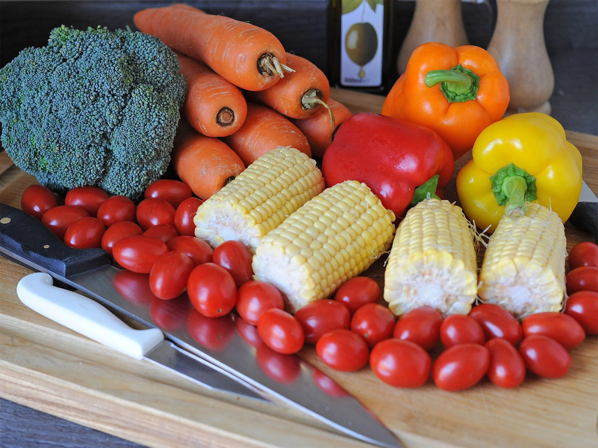 Healthy Food Now Costs Three Times As Much As Junk Study