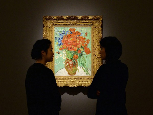 Rare Van Gogh Artwork Sells 61.8m Sotheby' In