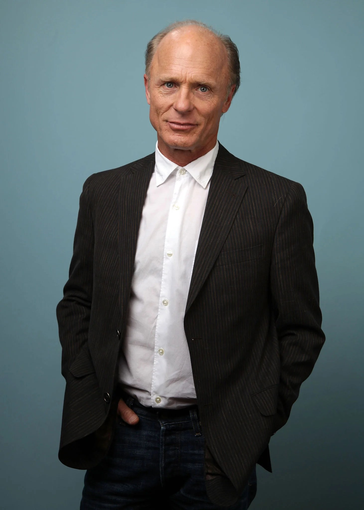 Ed Harris The actor on painting houses smashing chairs