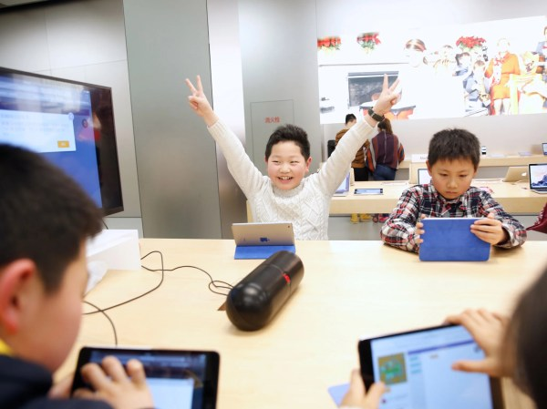 Hour Of Code Tech Firms Unite Computer Programming